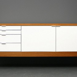 Series 3 teak sideboard Waeckerlin 60s modern