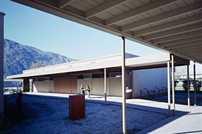 Wexler Steel house palm springs modernism architecture desert MCM