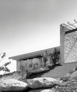 Julius Shulman richard neutra mid century modern california singleton house sassoon