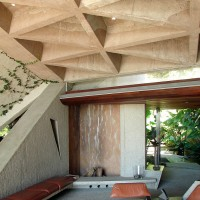 Sheats goldstein john lautner los angeles concrete mid century modern house